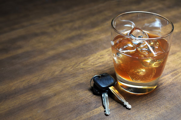 Local Police Chief – DWI Charge