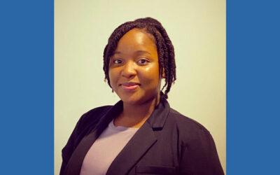J'djouna Pierre: Fall 2021 Criminal Justice Scholarship Winner